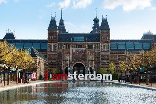 Amsterdam, Hà Lan (Ăn: Sáng, Trưa, Tối)