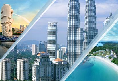 Lễ 30/4 - Cùng du thuyền 5 sao phám khá Singapore - Malaysia - Indonesia