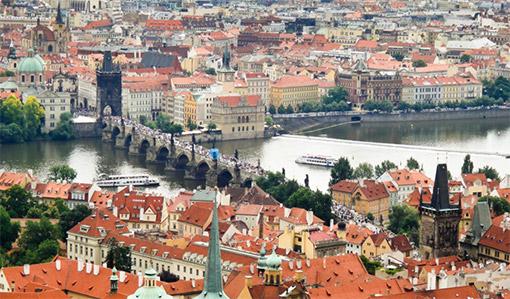 Praha, CH Séc - Passau, Đức - Du Thuyền