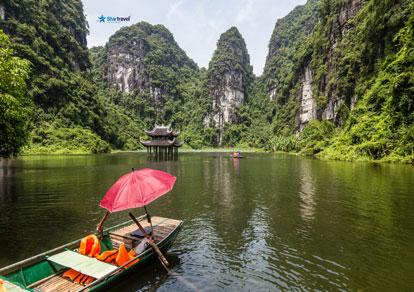 Tour du lịch Hạ Long - Ninh Bình Mùa Thu 3 ngày khởi hành từ Sài Gòn