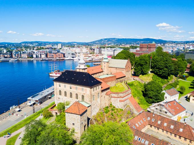 Lillehammer - Oslo