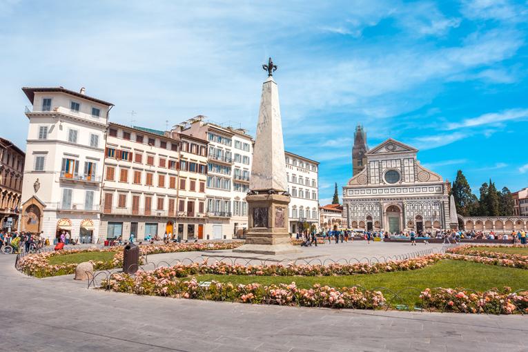 Rome - Florence - Montecatini