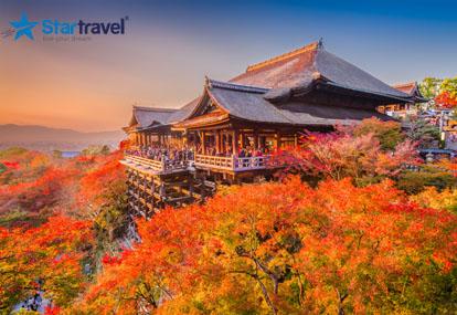 Nhật Bản - Hoài niệm cố đô mừng xuân Kỷ Hợi 2019