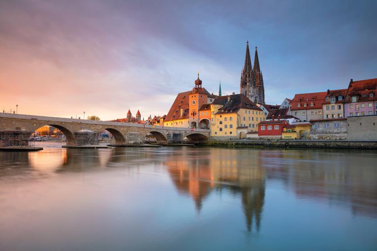 Munich - Regensburg
