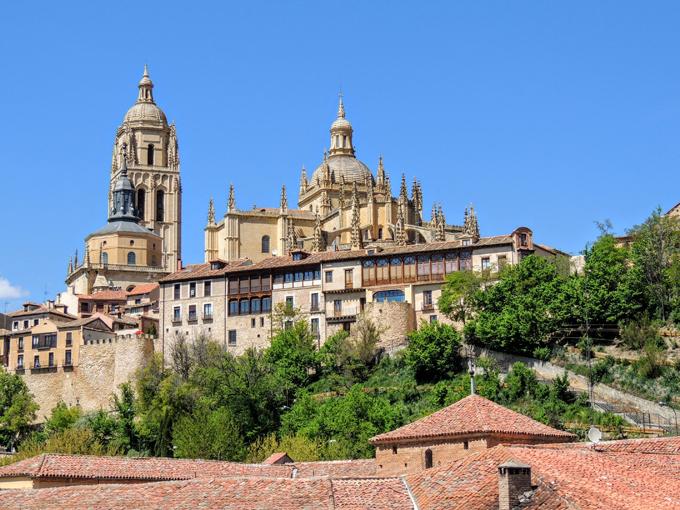 Madrid - Toledo - Granada