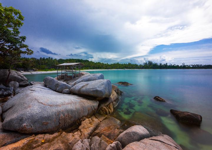 THAM QUAN BINTAN, INDONESIA