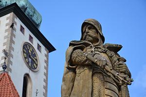 Ngày 12: Prague - Tabor - Vienna, Áo