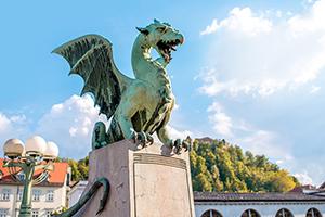 Ngày 07: Zagreb - Ljubljana, CH Slovenia
