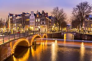 Ngày 06: Amsterdam, Hà Lan