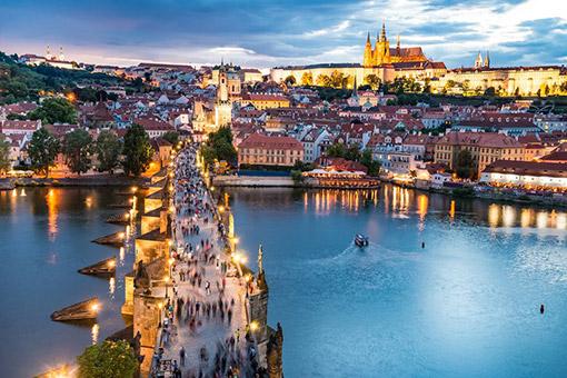 Munich - Nuremberg - Praha
