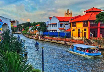 Trải nghiệm khám phá Singapore - Malaysia - Thái Lan bằng du thuyền 5 sao