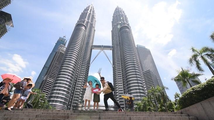 Kuala Lumpur, Malaysia (Ăn sáng, trưa, tối)