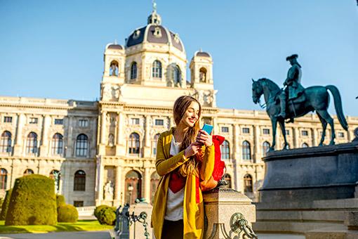 Ngày 05: Praha - Vienna, Áo