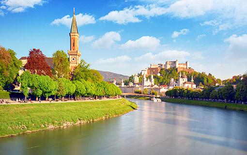 Ngày 08: Budapest - Salzburg, Áo