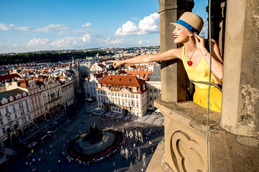 Thủ đô Praha, CH Czech