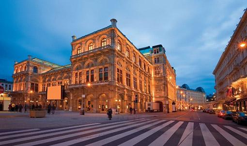 Praha - Vienna, Áo