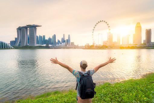 Singapore - Du thuyền