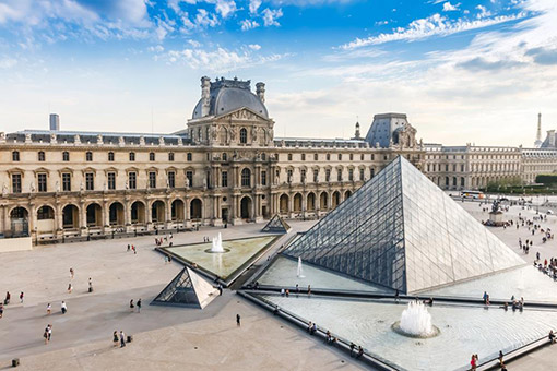 Paris, Pháp - Barcelona, Tây Ban Nha - Du thuyền