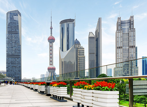TP. Hồ Chí Minh - Thượng Hải, Trung Quốc