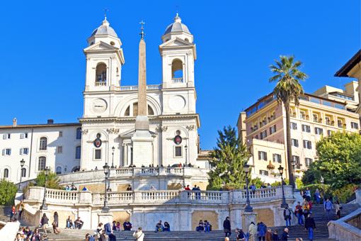 Rome, Ý - Tp. Hồ Chí Minh, Việt Nam
