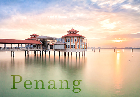 Trải nghiệm Du thuyền 5 sao với hải trình Singapore - Penang