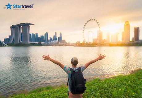 Dịu dàng sắc thu trong hải trình Singapore - Penang