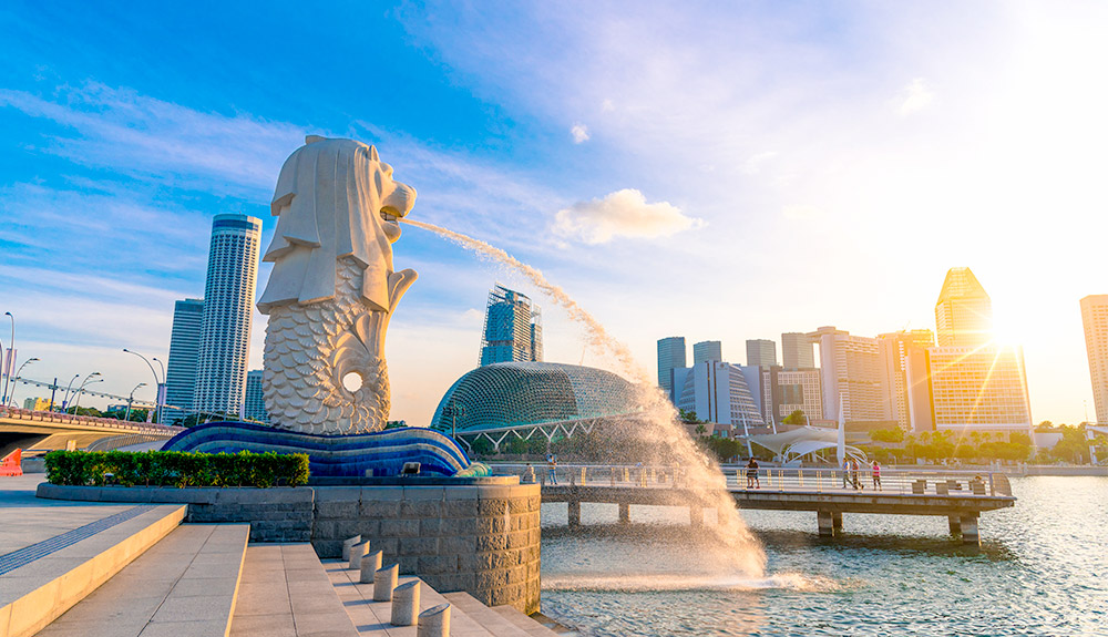 Khám phá thiên đường Singapore