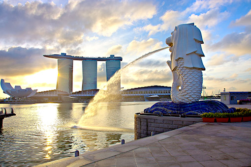Ngày 01: Singapore - Du thuyền