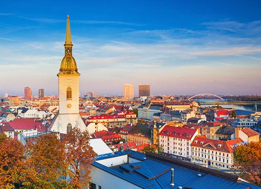 Ngày 09: Bratislava, Slovakia