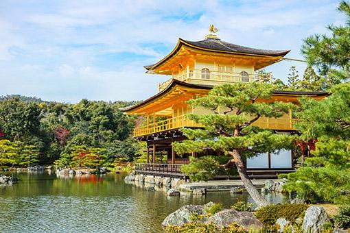 Osaka, Kyoto - Nhật Bản