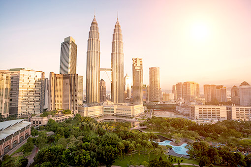 Du Thuyền - Kuala Lumpur