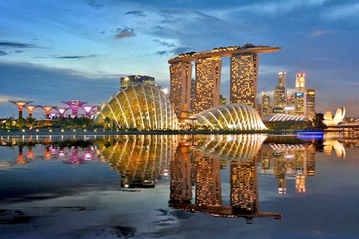 TP Hồ Chí Minh - Singapore (Ăn tối)