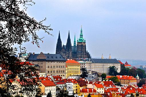 Praha, Cộng hòa Séc