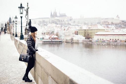 Praha, CH Séc
