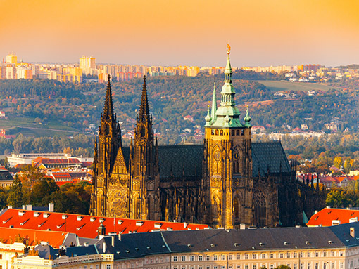 Ngày 03: Prague, Séc