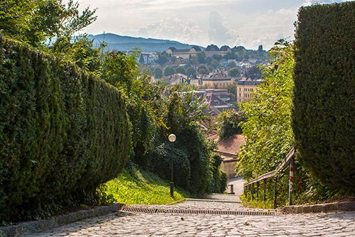Ngày 07: Melk - Durnstein, Áo