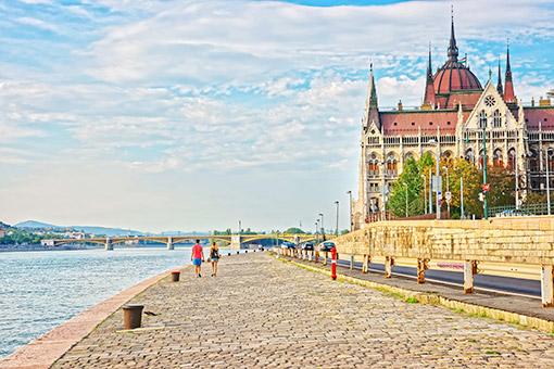 Ngày 06: Vienna - Budapest, Hungary