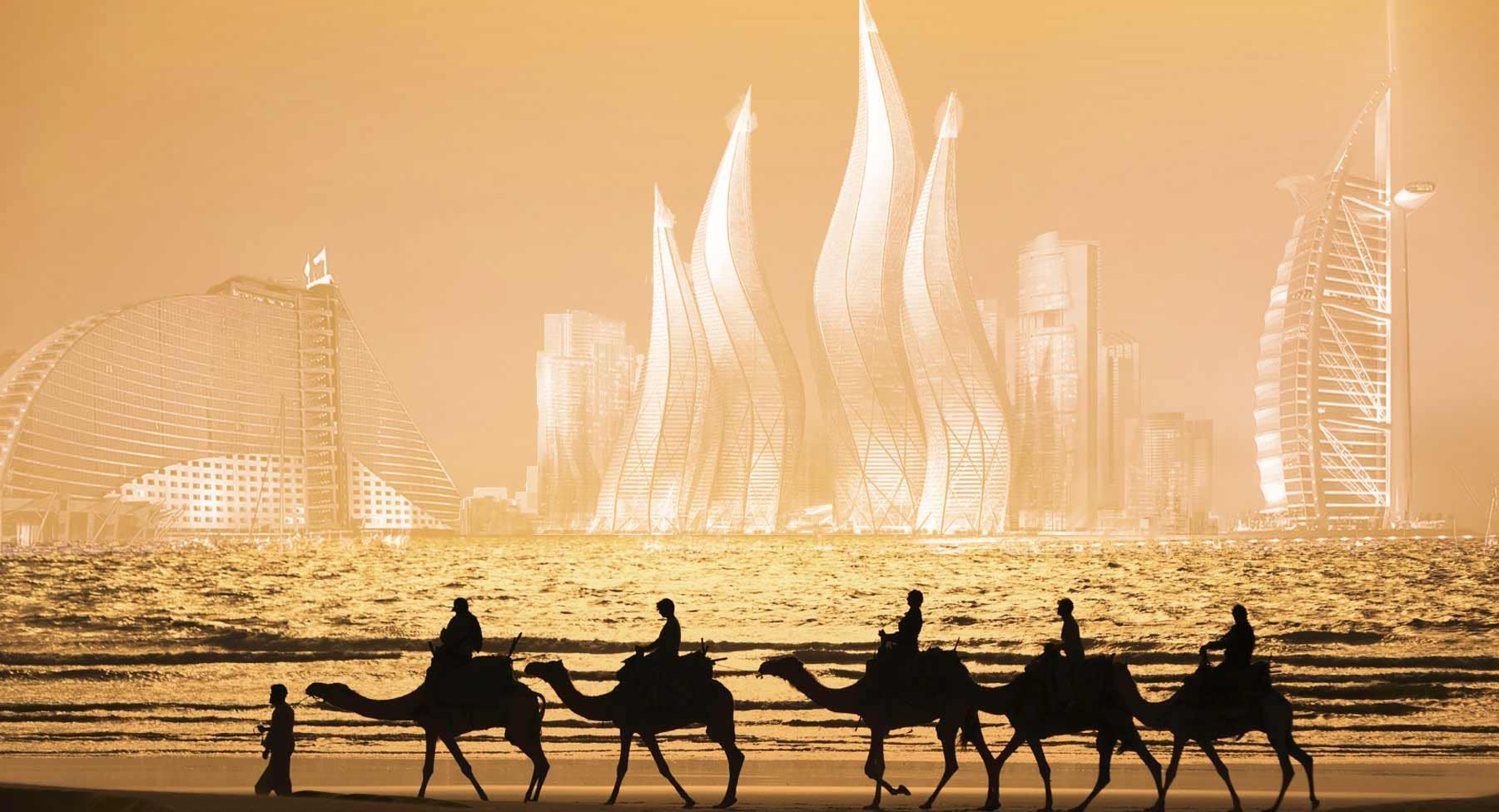 NGÀY 3: DUBAI