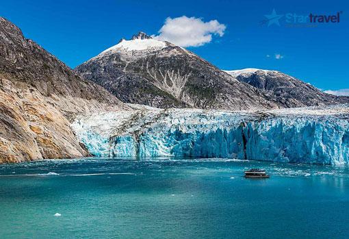 Endicott Arm, Dawes Glacier