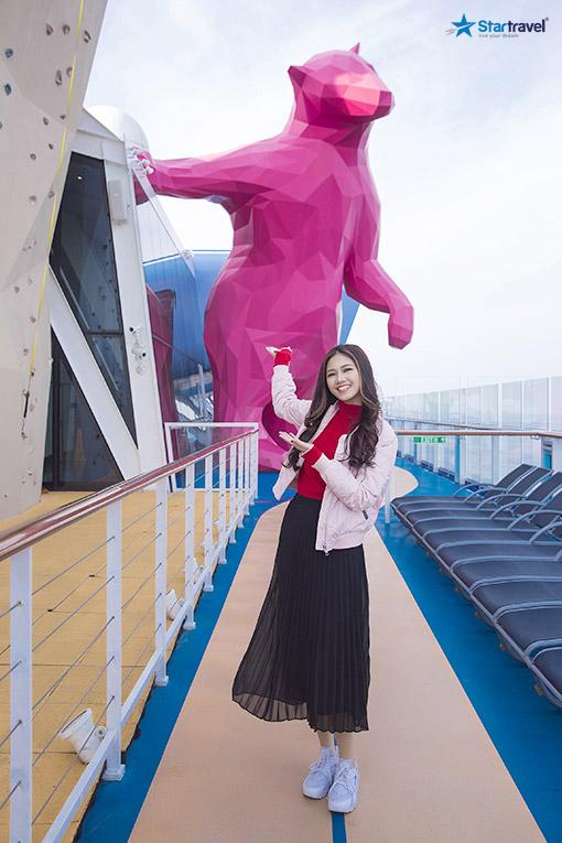 Trải nghiệm trên du thuyền