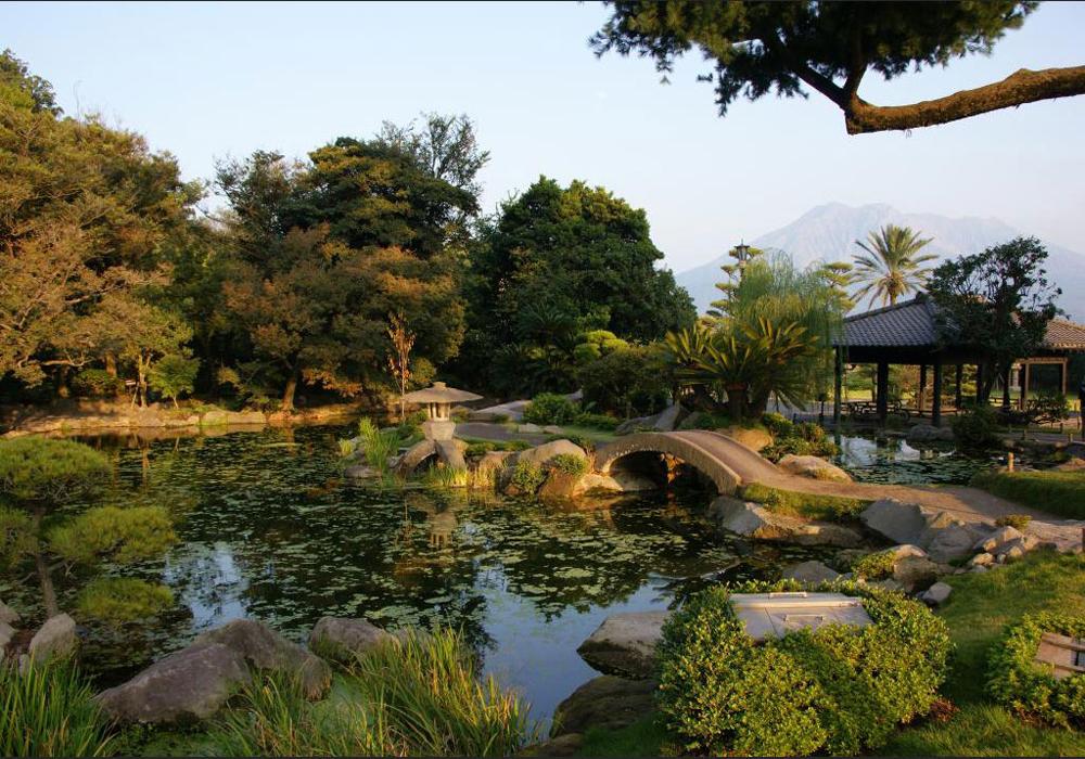 Thành Phố Kagoshima, Nhật Bản