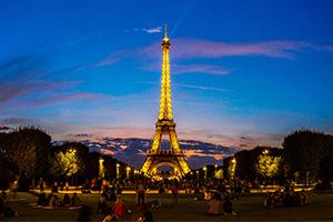 Ngày 03: London - Paris, Pháp
