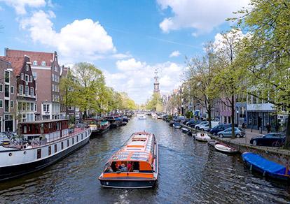 Ngược dòng thời gian tại Hà Lan
