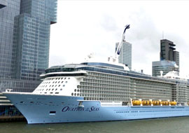 Tour du thuyền 5 sao Ovation of the Seas khởi hành từ Hà Nội đi Singapore - Penang - Phuket 6 ngày