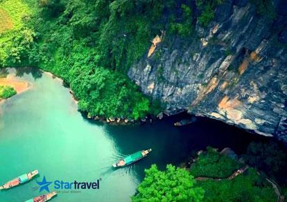 Tour du lịch Đà Nẵng - Hội An - Huế - Động Phong Nha 4 ngày xuất phát từ Sài Gòn