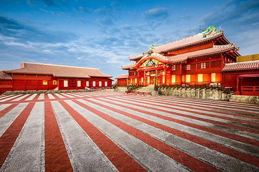 Ngày 05: Okinawa, Nhật Bản