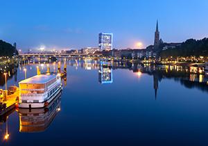 Ngày 07: Amsterdam - Groningen - Bremerhaven, CHLB Đức