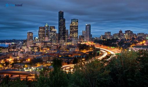 Đài Bắc - Seattle
