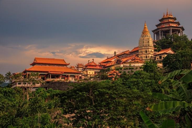 Penang, Malaysia (Ăn sáng, trưa, tối)