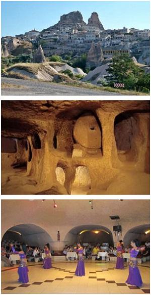 Ngày 03: CAPPADOCIA - DI SẢN THIÊN NHIÊN THẾ GIỚI TỪ 1985